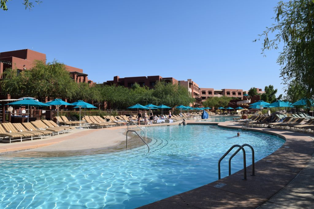 Convention- Hotel Reservations - Pool Photo