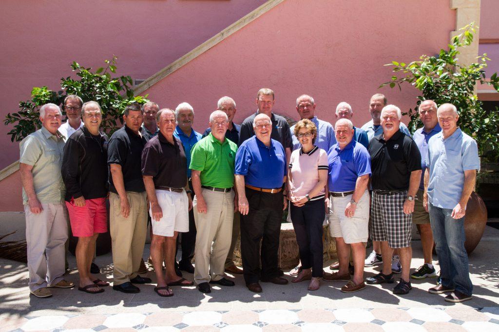 NIA's 2016-17 Board of Directors