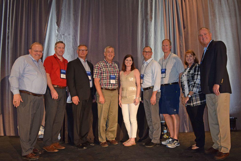 Gold NIA Safety Award winners