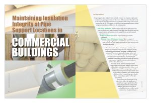 Maintaining Insulation Integrity at Pipe Support Locations in