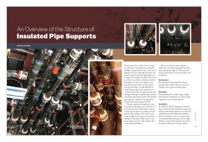 An Overview of the Structure of Insulated Pipe Supports