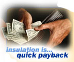 Benefits page insulation ROI image