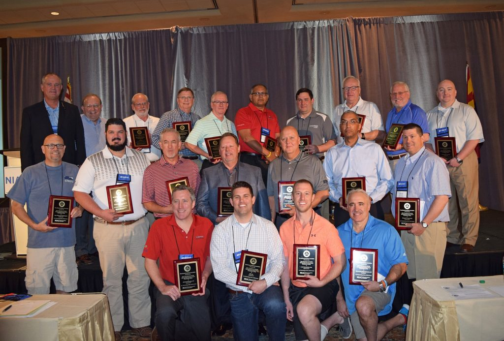 Platinum NIA Safety Award Winners