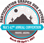 Event landing page 2017 Convention Logo