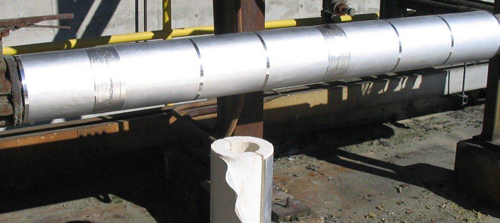 Factory Jacketed Pipe Insulation For Outdoor Applications